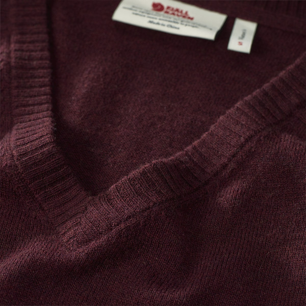 Sörmland V-Neck Sweater W