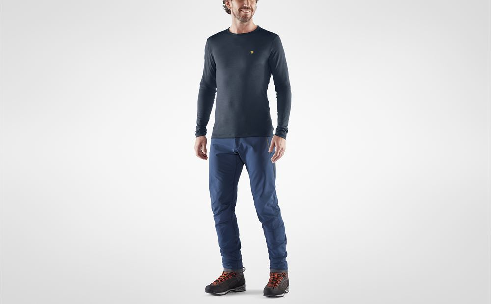 Bergtagen Thinwool Long Johns M