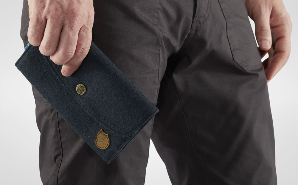 Norrvåge Travel Wallet